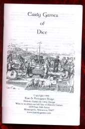 Early Games of Dice